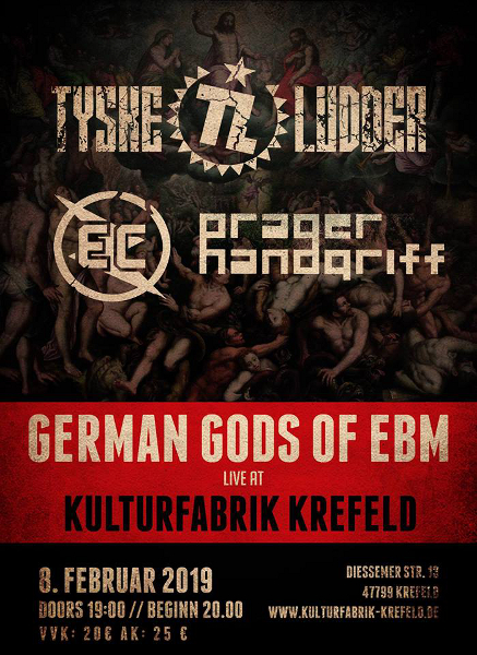 German Gods Of EBM