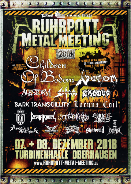 Ruhrpott Metal Meeting 2018