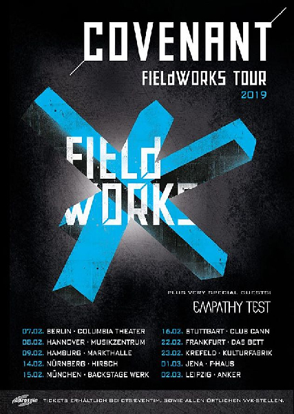 Covenant Fieldworks Tour 2019