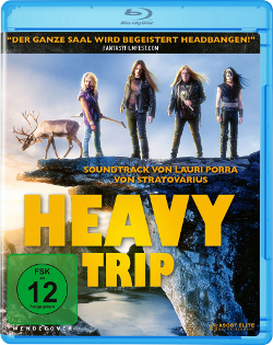 Heavy Trip - Blu-ray Cover
