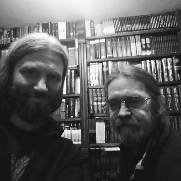 Stefan Lindner und Wolfgang Hohlbein