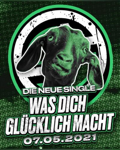 DIE GRÜNE WELLE: Neue Single Anfang Mai