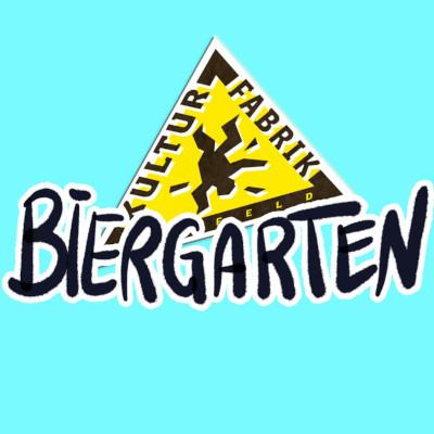 KULTURFABRIK KREFELD: Biergarten ab Freitag geöffnet!