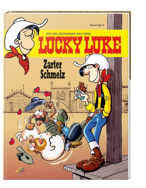 RALF KÖNIG: Veröffentlicht Lucky Luke-Hommage zum 75. Jubiläum