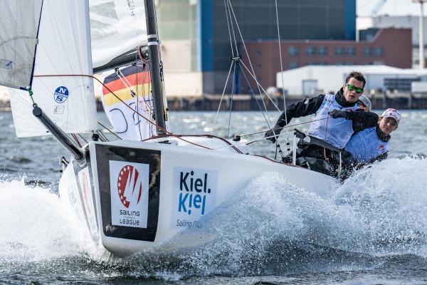 SAILING CHAMPIONS LEAGUE 2021: Gewinner des Kieler Qualifiers steht fest