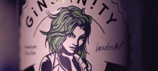 GiNSAN!TY: Drei neue Premium-Gin-Sorten