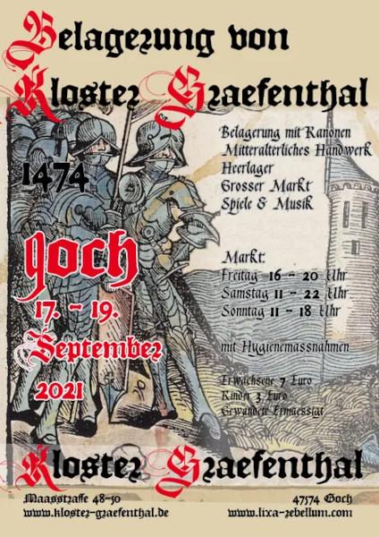KLOSTER GRAEFENTHAL: Mittelalterliche